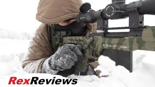 Extreme Cold Weather (ECW) Rifle Operation Tips ~ Rex Reviews