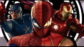 getlinkyoutube.com-Marvel Ultimate Alliance 2 Full Movie All Cutscenes Cinematic