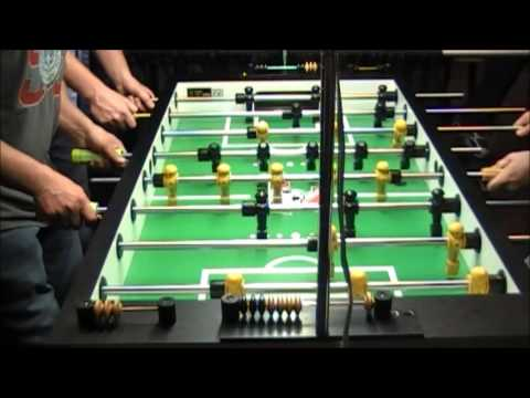 ILLINOIS STATE FOOSBALL March 2013 Expert Doubles Finals