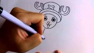 getlinkyoutube.com-สอนวาดการ์ตูน ช็อปเปอร์ ง่ายๆ หัดวาดตามได้