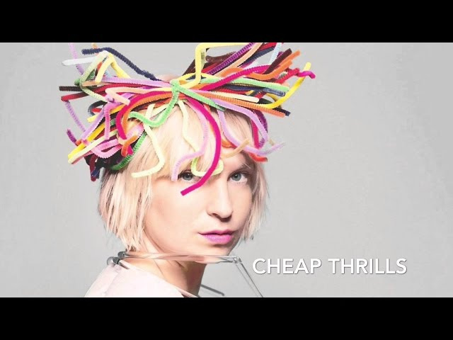 CHEAP THRILLS - SIA cover karaoke tanpa vokal