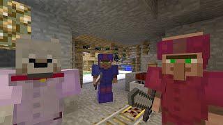 getlinkyoutube.com-Minecraft Xbox - Survival Madness Adventures - SirMinecraftGuys Secret Mission [219]