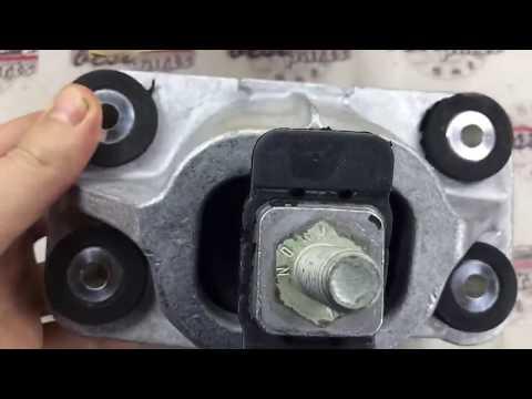 LR072127 Подушка (Опора) двигателя левая Range Rover Vogue L405 / Sport L494