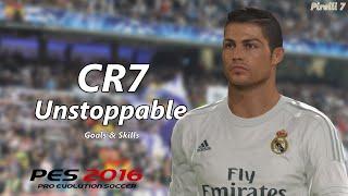 getlinkyoutube.com-PES 2016: Cristiano Ronaldo ● Goals & Skills ● HD |Pirelli7|
