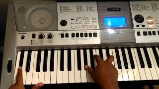 How to play Your Spirit by Tasha Cobbs & Kierra Sheard on piano