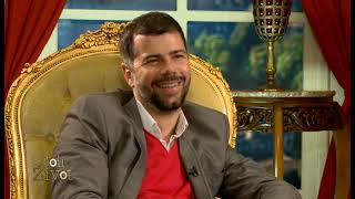 getlinkyoutube.com-Goli Zivot - Mateja Kezman - (TV Happy 10.01.2015.)