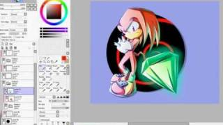 getlinkyoutube.com-One Hour Sonic - Don't mess with Knuckles