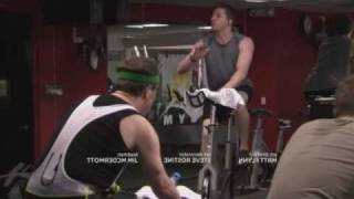 getlinkyoutube.com-Dwight at the gym