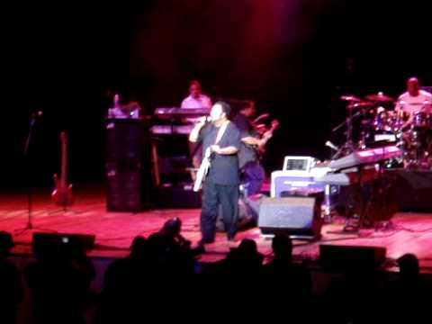 """George Duke """"If You Hear Any Noise"""" Live at the Merriweather Post Pavilion"""