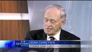 "getlinkyoutube.com-Former PM Chretien advises Justin Trudeau: ""Talk to everyone"""