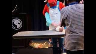 getlinkyoutube.com-Drama Club's Helping Hands - Changing a Diaper