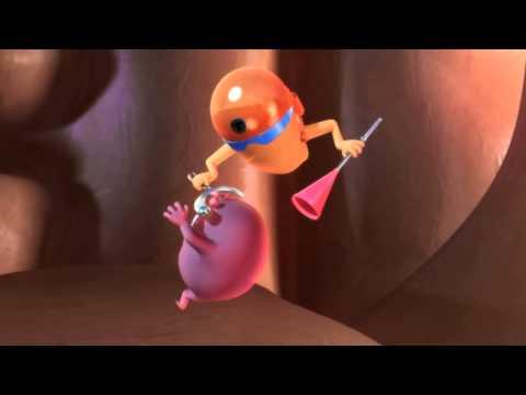 互動式人體免疫系統 -T細胞