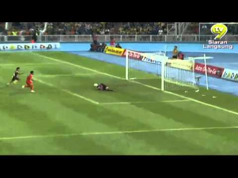 Malaysia VS Myanmar (2-0) Pesta Bola Merdeka All Goals & Highlights 14 Sept 2013 Final