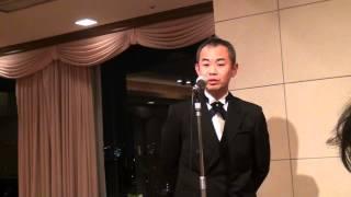 getlinkyoutube.com-結婚式の名スピーチ(笑いも取れて参考になる)