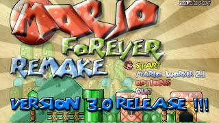 getlinkyoutube.com-Mario Forever Remake v3.0 - RELEASED !!!