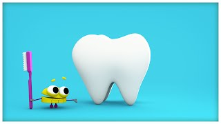 """""""Brush Your Teeth,"""" Songs About Behaviors by StoryBots"""