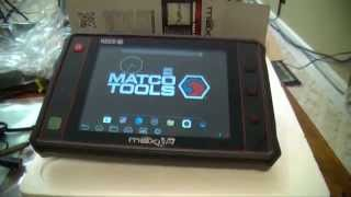 getlinkyoutube.com-Matco Tools MaxMe Scanner First Look