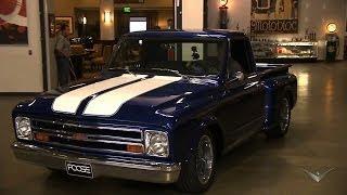 Revealing the '67 Chevy C10   Overhaulin'