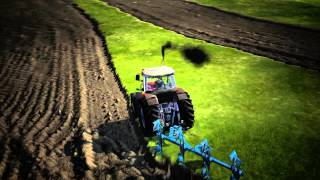 getlinkyoutube.com-Agrar Simulator 2013 #2 Orka, początki jazdy ciągnikiem, przeszłość
