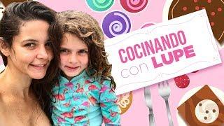 Amantes del PAN (Vlog) Cocinando con Lupe