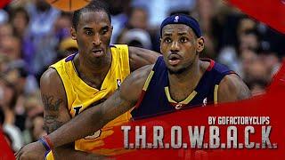 getlinkyoutube.com-Kobe Bryant vs Lebron James EPIC Duel Highlights Lakers vs Cavaliers (2006.01.12) - MUST WATCH!