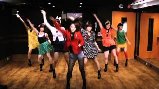 getlinkyoutube.com-Roly Poly-T-ARA / Dance Cover by UFZS