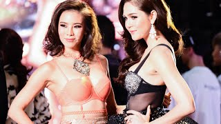 getlinkyoutube.com-ชมพู่ อารยา,คริส หอวัง Glamorous Fashion @Hive Salon The New Era