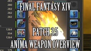 getlinkyoutube.com-Final Fantasy XIV: i270 Anima Weapon Overview & Guide