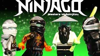 getlinkyoutube.com-LEGO Ninjago Movie 4 - REALM WARS!
