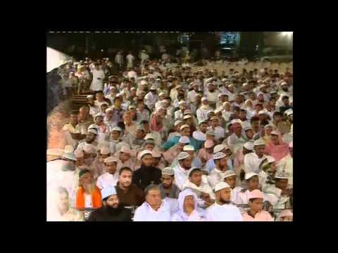 Naatiya Mushaira 2012 - Maulana Abu Zafar Hassan Nadvi Azhari - 2