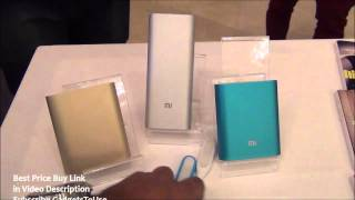 getlinkyoutube.com-Xiaomi 16000 Mah Power Bank Hands on Review and Comparison with 10400 Power Bank
