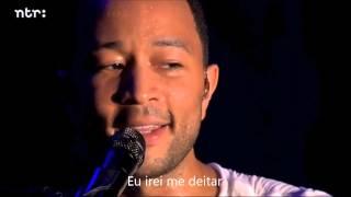 getlinkyoutube.com-Bridge over troubled water - John Legend (Legenda Português)