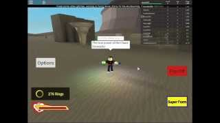 getlinkyoutube.com-All Chaos Emeralds in Sonic Ultimate RPG for Roblox + Death Egg