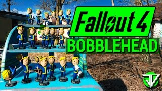 FALLOUT 4: All 20 BOBBLEHEAD Locations in Fallout 4! (Easy To Use Guide For EVERY Bobblehead)