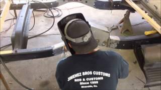 getlinkyoutube.com-JIMENEZ BROS CUSTOMS / HOW TO INSTALL 2 LINK suspension part 1