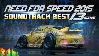 getlinkyoutube.com-Need For Speed 2015 Top 13 Soundtrack Songs HipHop Trap & Electro Music
