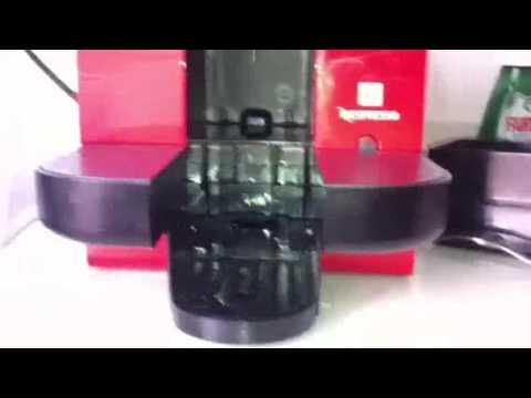 video nespresso