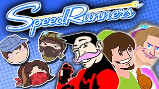 Speed Runners - Steam Train