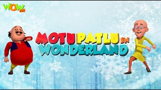 getlinkyoutube.com-Motu Patlu In Wonderland - Movie