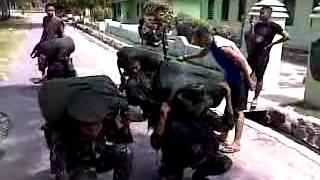 getlinkyoutube.com-pembayatan masuk barak