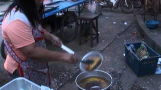 getlinkyoutube.com-การทำแซนวิชทอด(Sandwiches sukhothai)