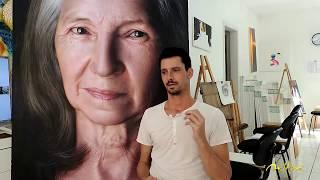 getlinkyoutube.com-Aprenda a fazer pinturas hiper-realistas com Fabiano Millani