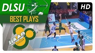 Ricci Paolo Rivero Best Plays | UAAP 80 Men's Basketball width=