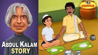 getlinkyoutube.com-Abdul Kalam   Dinner of My Life   Animated Story For Children