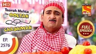 Taarak Mehta Ka Ooltah Chashmah - Ep 2576 - Full Episode - 15th October, 2018 width=