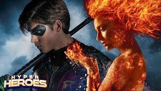 First Look at X-Men: Dark Phoenix - Hyper Heroes