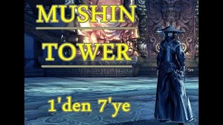 getlinkyoutube.com-Blade And Soul EU/NA - Mushin Tower 1F-7F Assassin