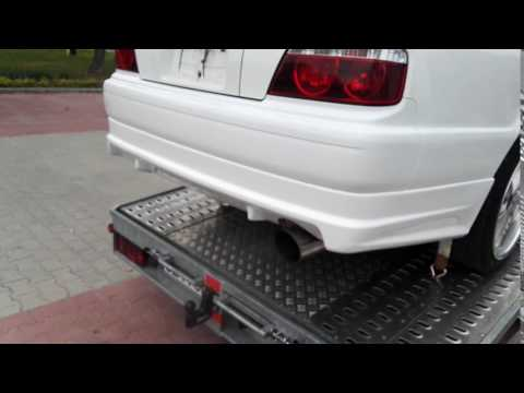 Toyota Chaser JZX100 motodd.cal.pl