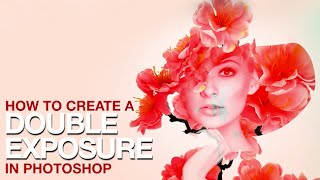getlinkyoutube.com-How To Create a Double Exposure in Photoshop