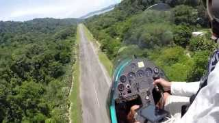 getlinkyoutube.com-Gyrocopter Girl Flying Costa Rica 2014 Free Sound Version